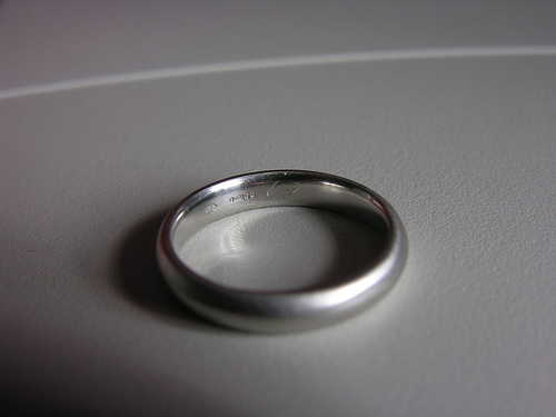 Wedding Ring par Ruddington