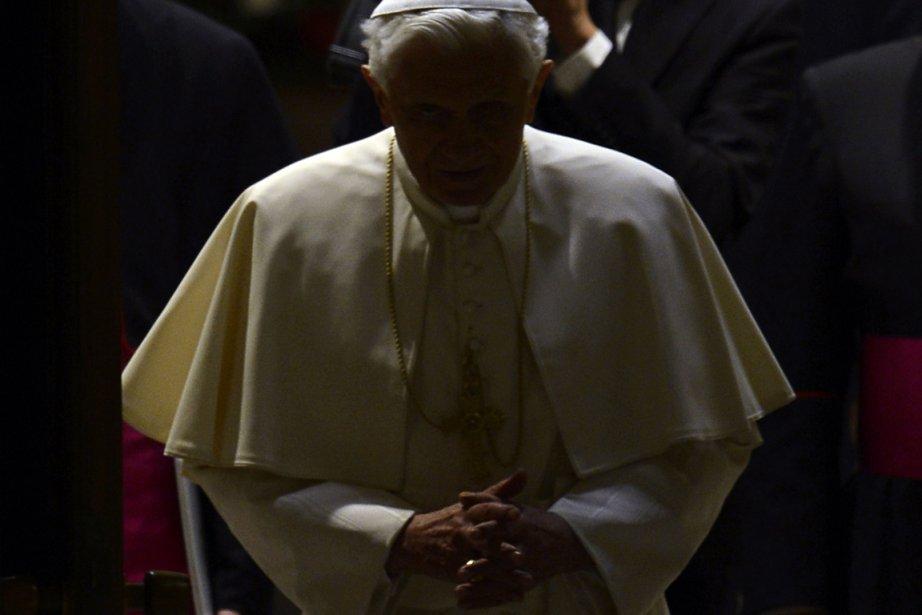 Joseph Ratzinger du temps de son pontificat